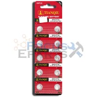 AG4 377A SR66 SR626SW LR626 SR626 Button Cell Batteries [10-Pack]