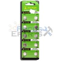 AG7 395A LR927 SR927SW LR57 SR927 Button Cell Batteries [10-Pack]