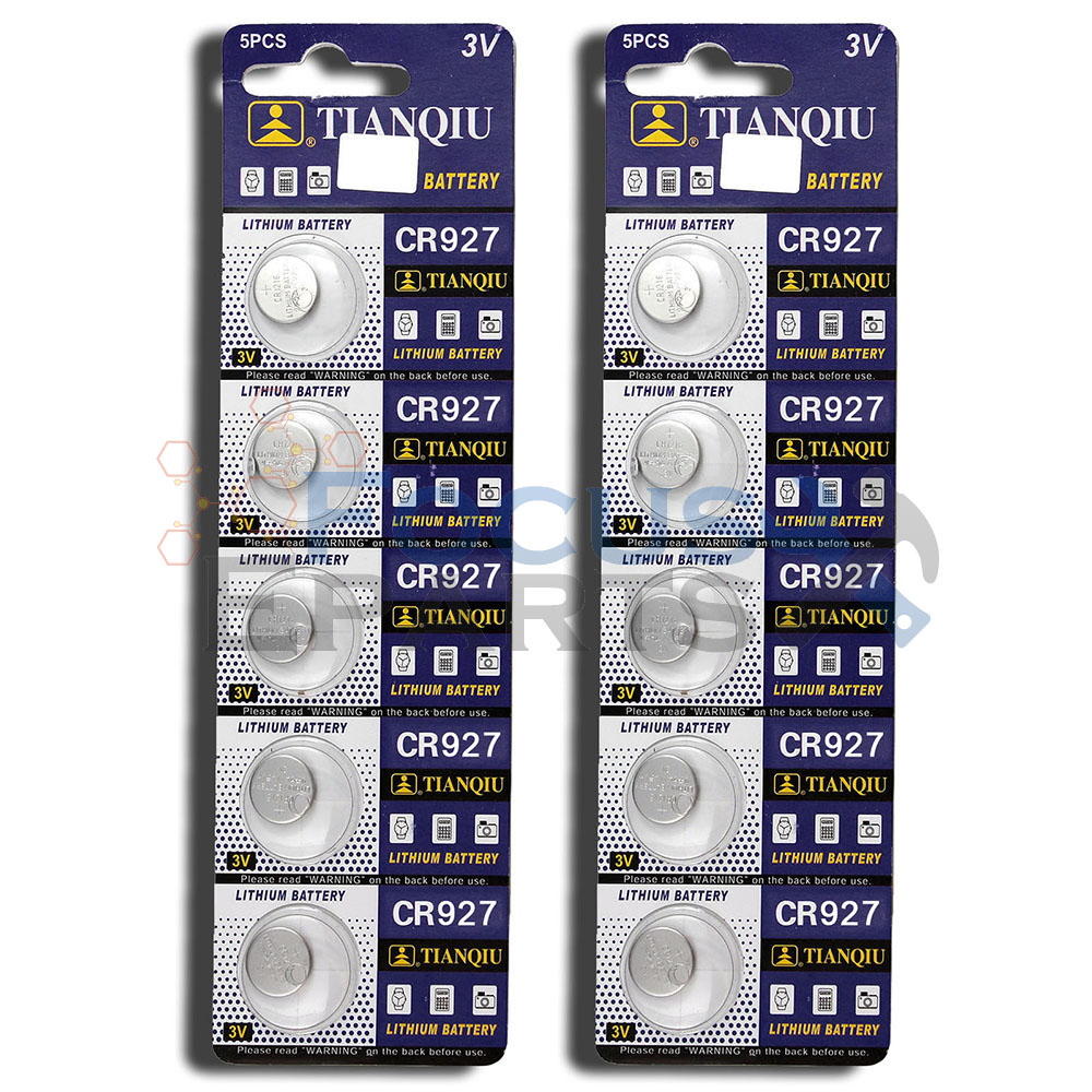 Cr927 Dl927 Br927 5011lc Lm927 Kcr927 927 Button Cell