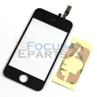 iPhone 3G Digitizer Glass Replacement - Black