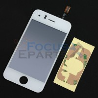 iPhone 3G Digitizer Glass Replacement - White