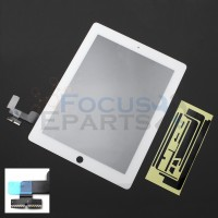 iPad 2 Digitizer Glass Replacement - White