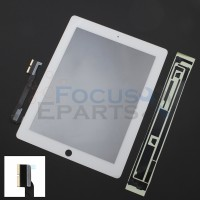 iPad 4 Digitizer Glass Replacement - White