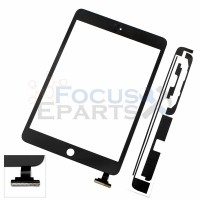 iPad Mini Digitizer Glass Replacement - Black