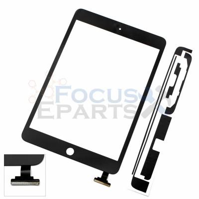 iPad Mini Digitizer Glass Replacement - Black