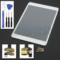 iPad Mini Digitizer Glass Replacement (with IC Chip) - White