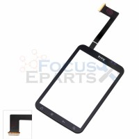 HTC WildfIre S Digitizer Replacement - Black