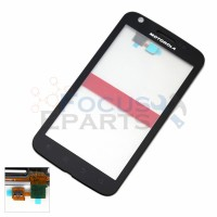 Motorola Atrix 4G MB860 Digitizer Glass Replacement - Black