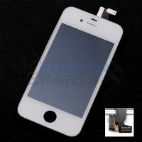 iPhone 4S LCD Display Assembly Replacement - White