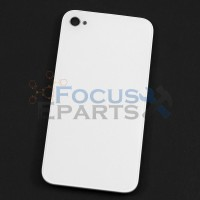 iPhone 4S Rear Housing Cover Replacement - White