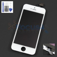 iPhone 5 LCD Screen Replacement - White