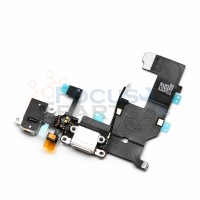 iPhone 5 Lightning Dock Assembly and Audio Jack Replacement - White