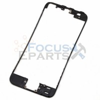 iPhone 5S Middle Frame Bezel Replacement - Black