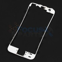 iPhone 5S Middle Frame Bezel Replacement - White