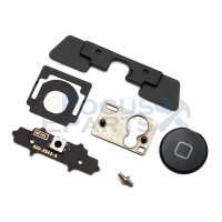 iPad 2 Home Button Replacement Set - Black
