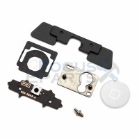iPad 2 Home Button Replacement Set - White