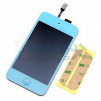 iPod Touch 4 LCD Display Assembly Replacement - Light Blue