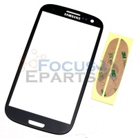 Samsung Galaxy S3 I9300 Front Glass Replacement - Black