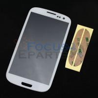 Samsung Galaxy S3 I9300 Front Glass Replacement - White