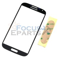Samsung Galaxy S4 I9500 Front Glass Replacement - Black