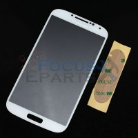 Samsung Galaxy S4 I9500 Front Glass Replacement - White