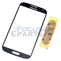 Samsung Galaxy S4 I9500 Front Glass Replacement - Blue
