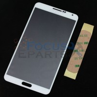 Samsung Galaxy Note 3 N9000 Front Glass Replacement - White