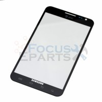 Samsung Galaxy Note 1 SGH-I717 Front Glass Replacement - Black
