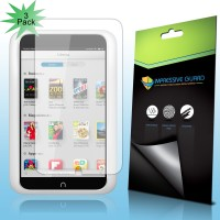 Barnes & Noble Nook HD+ 7 Inch Clear Screen Protector [3 Pack]