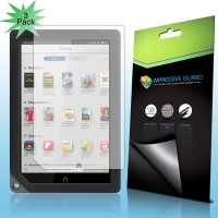 Barnes & Noble Nook HD+ 9 Inch Clear Screen Protector [3 Pack]