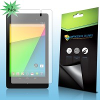 Asus Nexus 7 2nd Gen (2013 Version) Clear Screen Protector [3 Pack]