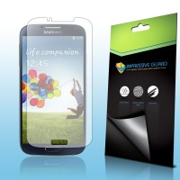 Samsung Galaxy S4 Clear Screen Protector