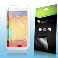 Samsung Galaxy Note 3 Clear Screen Protector