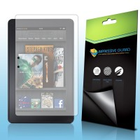 "Amazon Kindle Fire HD 7.0"" Clear Screen Protector"