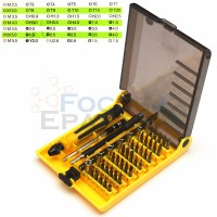 45 in 1 Versatile Screwdrivers Set