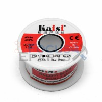 Soldering Wire 0.6mm Sn60/Pb40 1.2% Flux