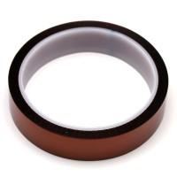 20mm x100ft Gold High Temperature Heat Resistant Kapton Tape