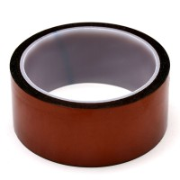 40mm x100ft Gold High Temperature Heat Resistant Kapton Tape