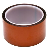 50mm x100ft Gold High Temperature Heat Resistant Kapton Tape