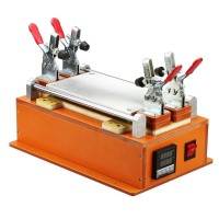 Screen Repair & LCD Touch Screen Glass Separator Machine for iPhone and Samsung Phones Tablets (Orange)